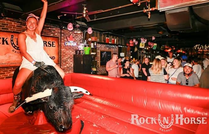 Rock N' Horse