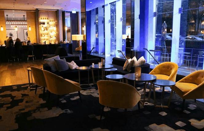 Thompson Lobby Bar